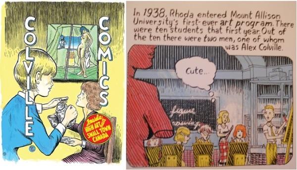 Colville Comics de D.Collier