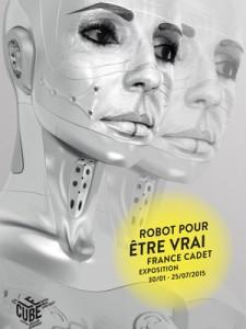 France Cadet Robot pour être vrai