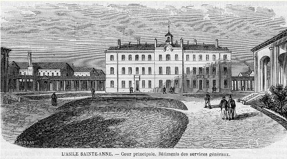 Hôpital Ste-Anne XIX