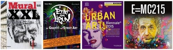 Graffiti Livres 2015