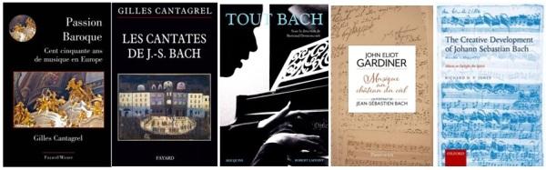 Livres sur Bach