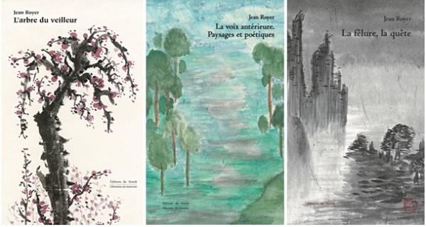 Jean Royer L'arbre du veilleur 1 à 3