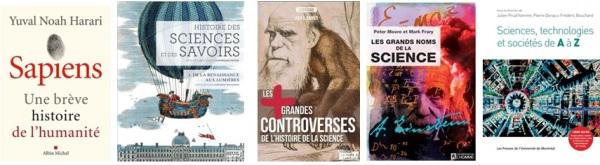 Livres 2015 Histoire des sciences