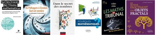 Livres 2015 Mathématiques