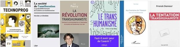 LivresTranshumanisme