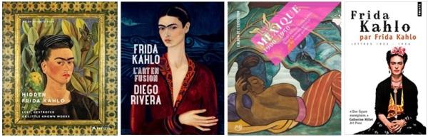 FridaKahlo_Livres