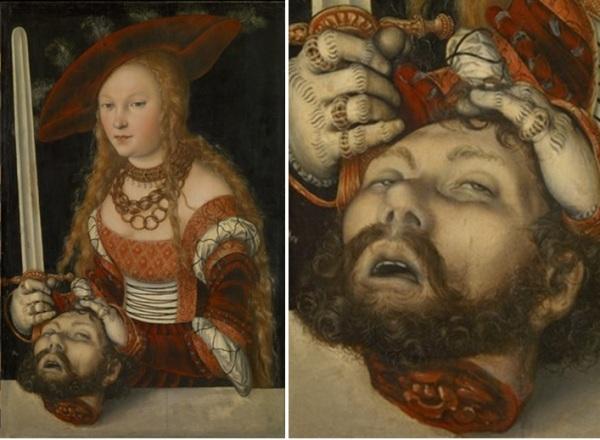 Cranach_JudithHolopherne