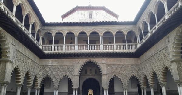 Seville_Alcazar