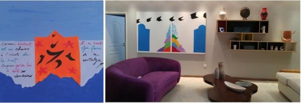 Dubai_AlserkalAvenue_GalerieNationale_TaharBenJelloun